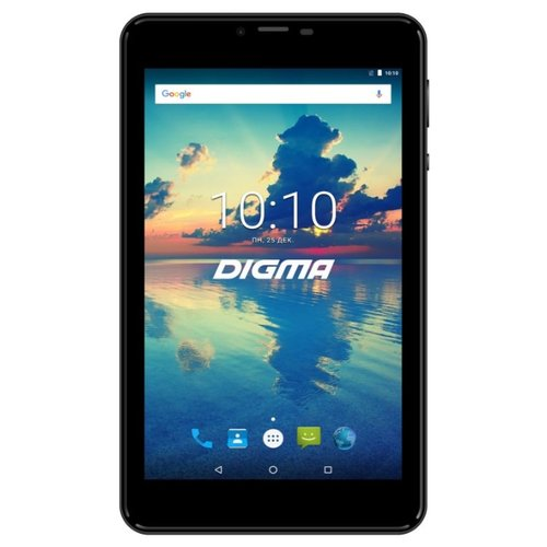 Планшет DIGMA Plane 7561N 3G черный 10 1inch 31pin lcd matrix display for digma plane e10 1 3g ps1010mg screen display tablet parts for digma plane e10 1 3g