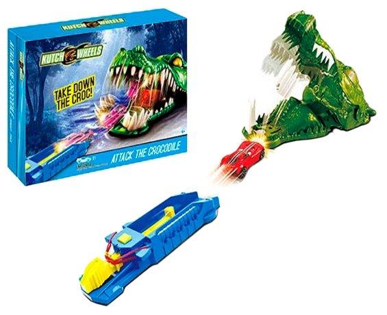Трек TONG DE Kutch Wheels Attack the Crocodile (S8870)