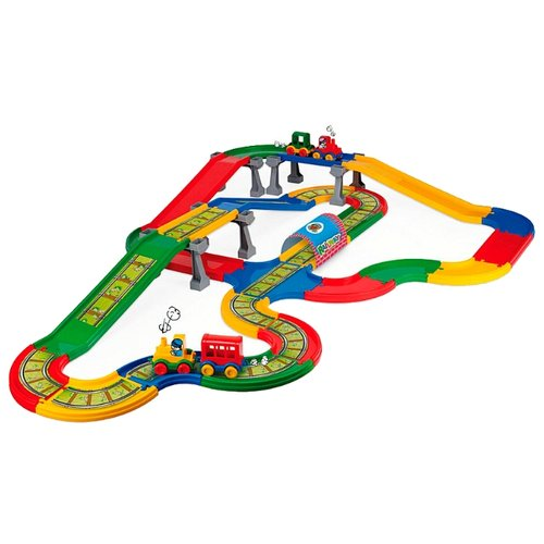 Трек Wader Kid Cars City (51791) mary maccracken city kid
