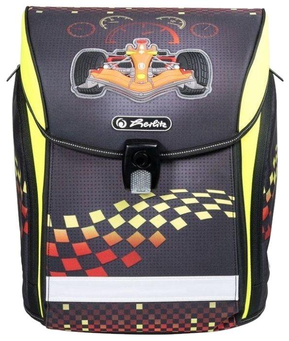 Herlitz Ранец New Midi Formula 1