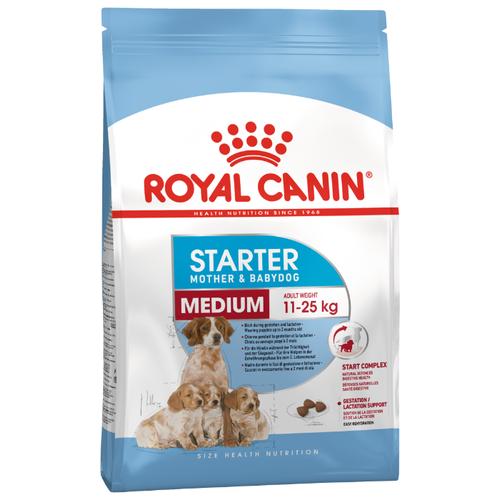 Сухой корм для щенков Royal Canin 12 кг (для средних пород) сухой корм royal canin medium junior для щенков средних пород 4кг 190040