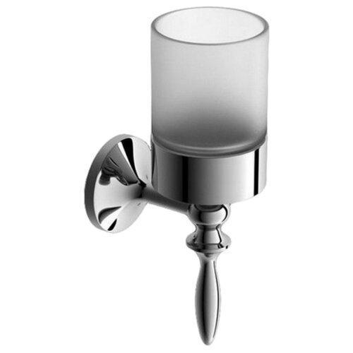 Стакан для зубных щеток Art & MAX Bohemia AM-E-4268 хром