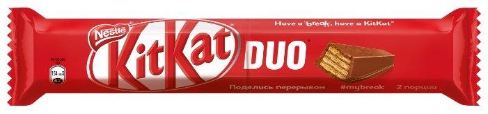 Батончик KitKat Duo, 58 г