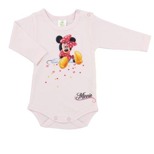 Боди Linas Baby размер 62 (1-3), розовыйБоди<br>