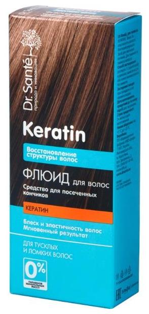 Dr. Sante Keratin Флюид для секущихся кончиков волос