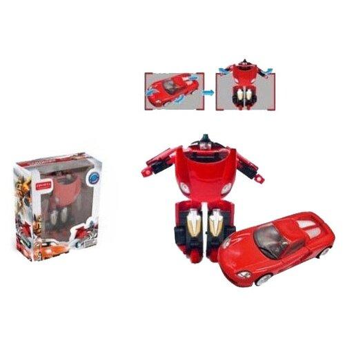 Трансформер Zhorya Машина ZYB-B2726-1/2/3/4 красныйРоботы и трансформеры<br>