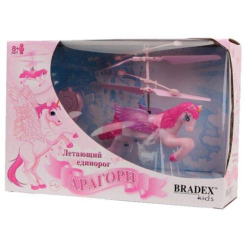 Робот BRADEX Летающий единорог Арагорн розовый bradex зонт прозрачный единорог