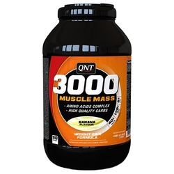 Гейнер QNT 3000 Muscle Mass (4.5 кг)