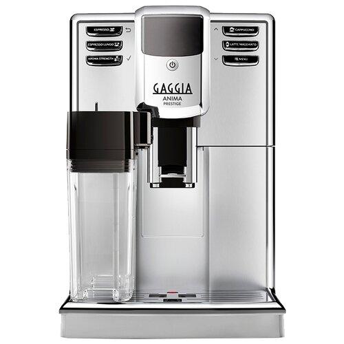 Кофемашина Gaggia Anima Prestige OTC серебристый