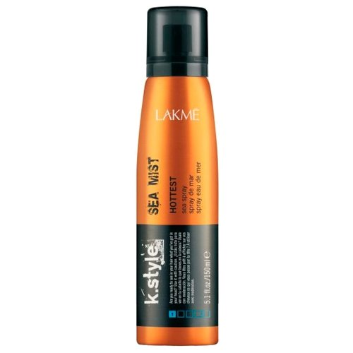 Lakme Спрей для укладки волос K.style hottest Sea mist, слабая фиксация, 150 мл