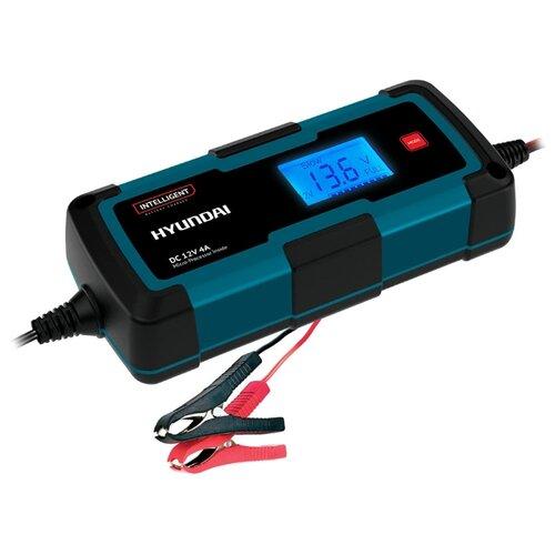 Зарядное устройство Hyundai HY 400 черный/синий зарядное