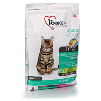 Корм для кошек 1st Choice WEIGHT CONTROL for ADULT CATS