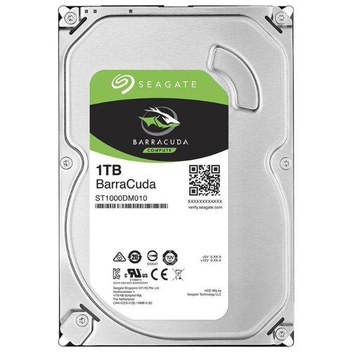 Жесткий диск Seagate ST1000DM010Внутренние жесткие диски<br>