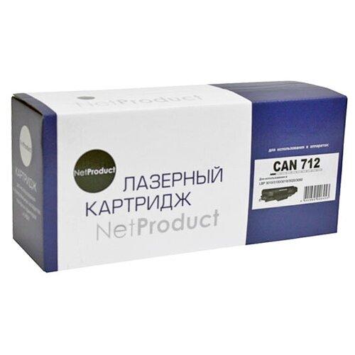 Фото - Картридж Net Product N-№712, совместимый картридж net product n tn 2125 2175 совместимый