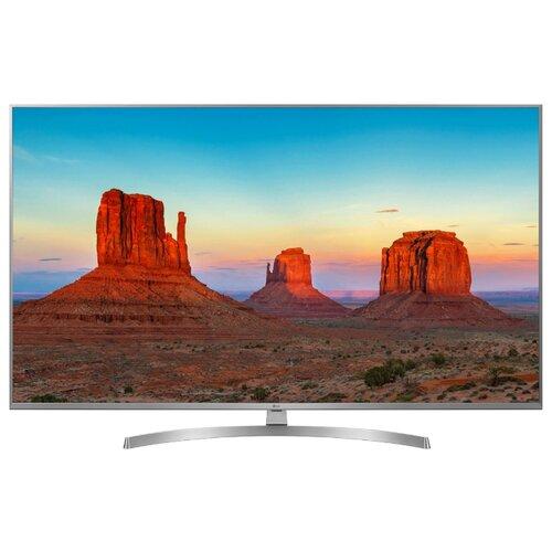 Телевизор LG 55UK7500 серебристыйТелевизоры<br>