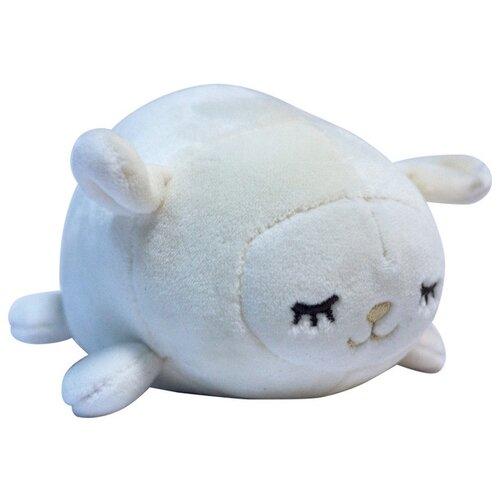 Мягкая игрушка Yangzhou Kingstone Toys Овечка белая 8 см