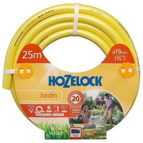 Шланг HOZELOCK Jardin 3/4 25 метров желтыйШланги и комплекты для полива<br>