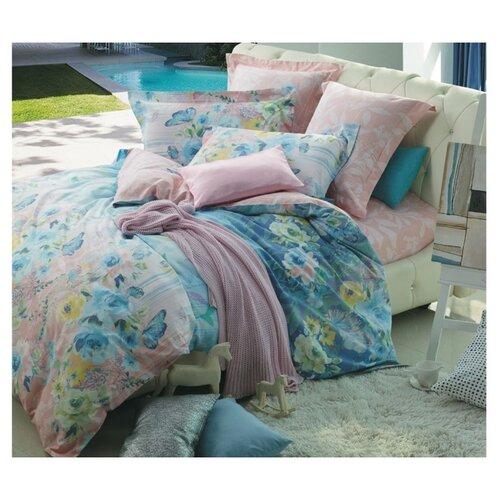 Постельное белье семейное La Noche del Amor 588 сатин la noche del amor комплект постельного белья 1 5 сп сатин рисунок 671