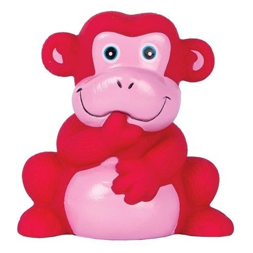 Игрушка для ванной Пома Обезьянка (3719) розовыйИгрушки для ванной<br>