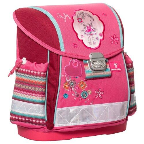 Купить Belmil Ранец Classy Lily (403-13/411), розовый, Рюкзаки, ранцы