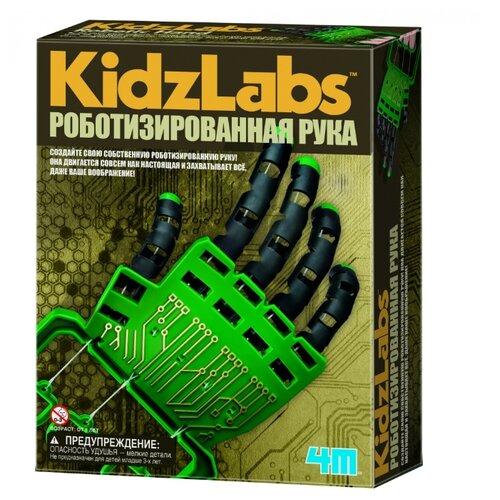 Набор 4M Роботизированная рука 00-03284 4m родниковая вода 00 03281