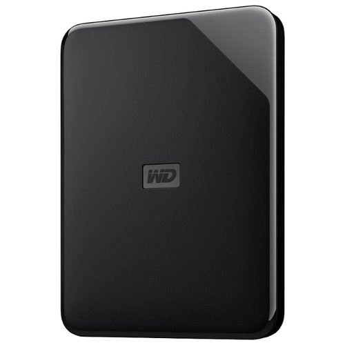 Фото - Внешний HDD Western Digital WD Elements SE 1 ТБ черный внешний hdd western digital wd elements portable 4 тб черный