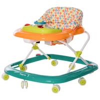 Ходунки Baby Care Flip оранжевый