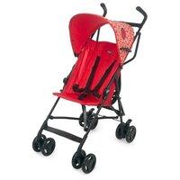 Прогулочная коляска Chicco Snappy Stroller ladybug