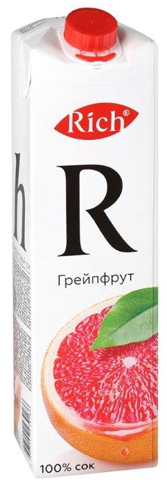 Сок Rich Грейпфрут, с крышкой