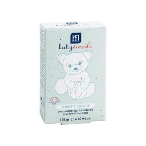 Babycoccole Крем-мыло 125 г