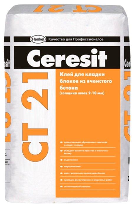 Строительная смесь Ceresit CT 21