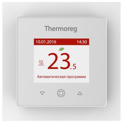 Терморегулятор Thermo Thermoreg TI-970 белый терморегулятор stout ti n