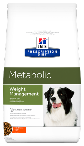 Корм для собак Hill's Prescription Diet Metabolic Canine Original dry