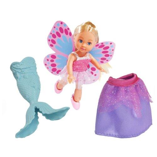 Купить Кукла Simba Еви в 3 образах: русалочка, принцесса, фея 12 см 5732818, Куклы и пупсы