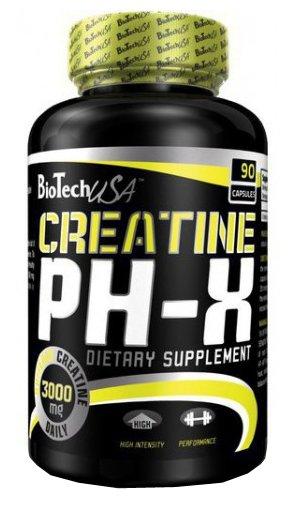 Креатин BioTech pH-X (90 шт.)