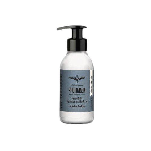 PROTOKERATIN Protomen Масло-смузи увлажнение и питание для волос и кожи головы, 100 мл