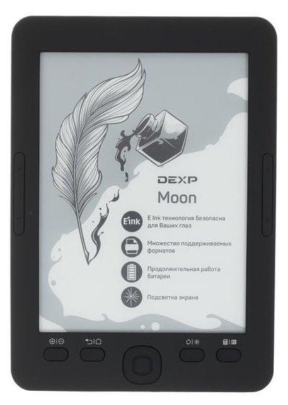 Электронная книга DEXP L2 Moon