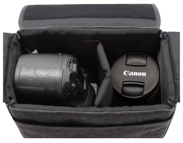 eba9039f469e Купить Сумка для фотокамеры Canon SB140 по выгодной цене на Яндекс.Маркете