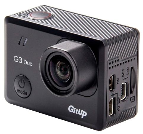 Характеристики  модели Экшн-камера GitUp G3 Duo 90 Lens на Яндекс.Маркете
