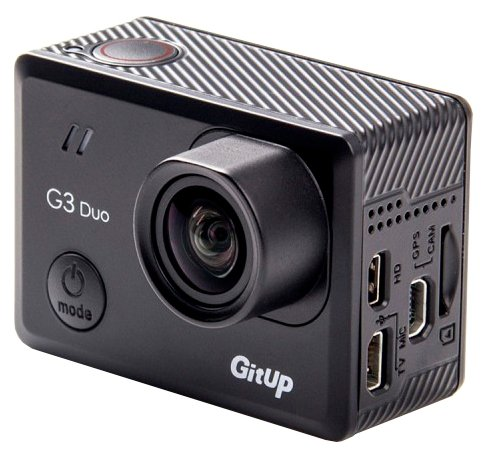 Экшн-камера GitUp G3 Duo 90 Lens