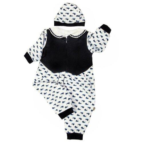 Комплект одежды Сонный Гномик размер 62, синийКомплекты<br>