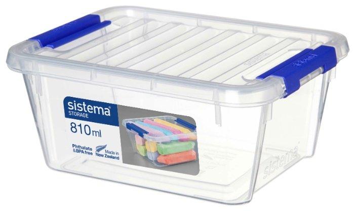 Sistema Контейнер универсальный Storage 16х12,1х7 см