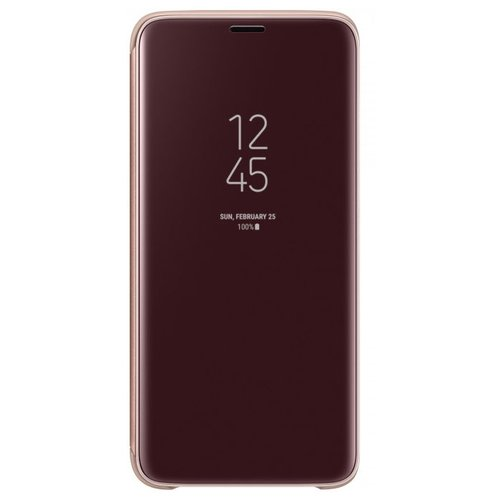 Чехол Samsung EF-ZG960 для Samsung Galaxy S9 золотистыйЧехлы<br>