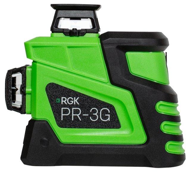 Лазерный уровень самовыравнивающийся RGK PR 3G (4610011874796)