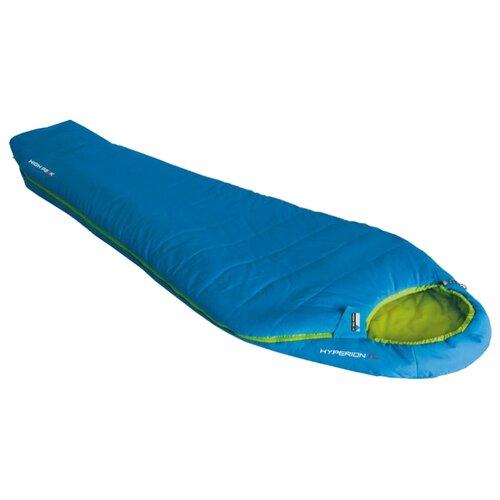 Фото - Спальный мешок High Peak Hyperion 1L голубой/зеленый с левой стороны peak sport men basketball shoes high top