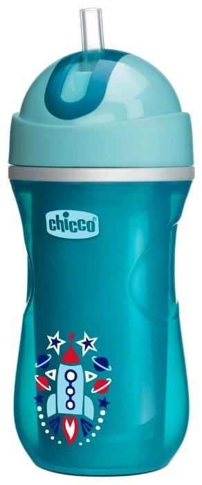 Поильник Chicco Sport Cup, 266 мл