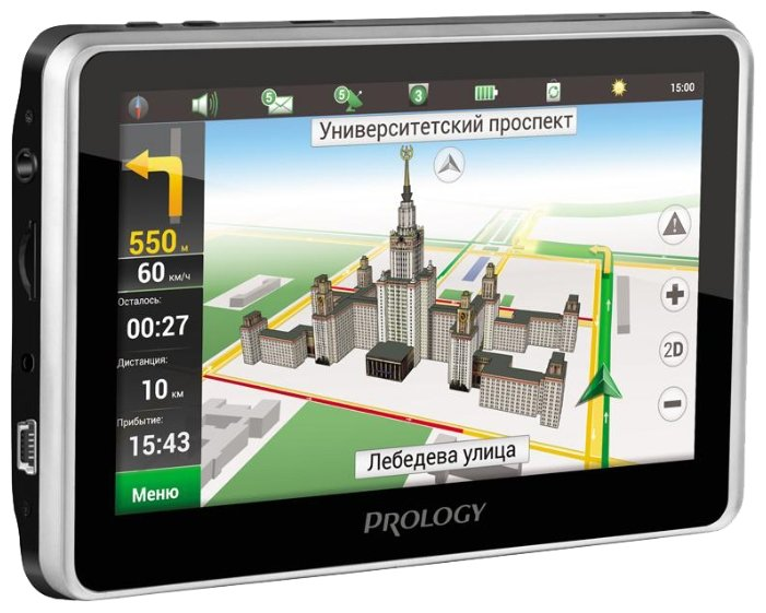 Prology Навигатор Prology iMap-580TR