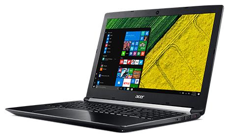 Ноутбук Acer Extensa EX2540-524C (NX.EFHER.002), черный