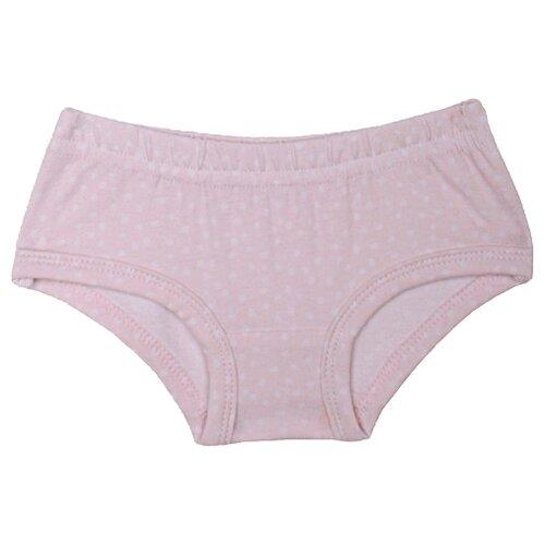 Купить Трусики KotMarKot размер 116, розовый, Белье и купальники