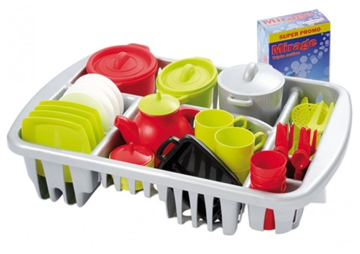 Набор посуды Ecoiffier Pro Cook 1210